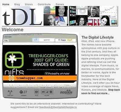 The Digital Lifestyle big